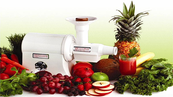 The world's finest juicer